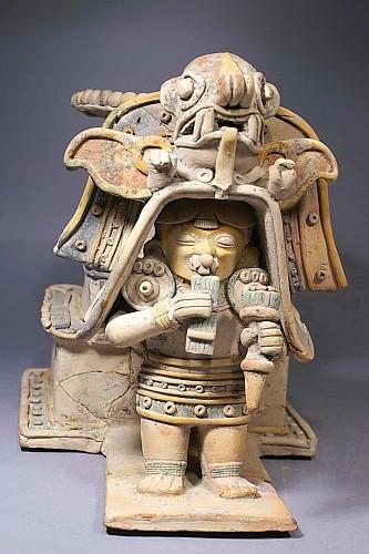 Ceramic David Bernstein Pre Columbian Art